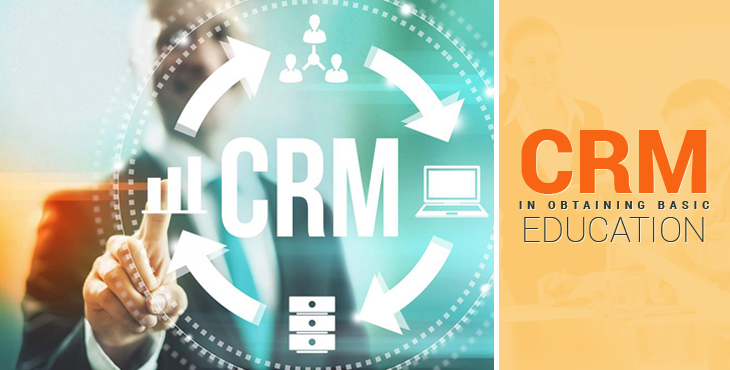 Importance of CRM in obtaining basic education