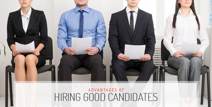 5 Advantages of Hiring a Staffing Service for Good Candidates