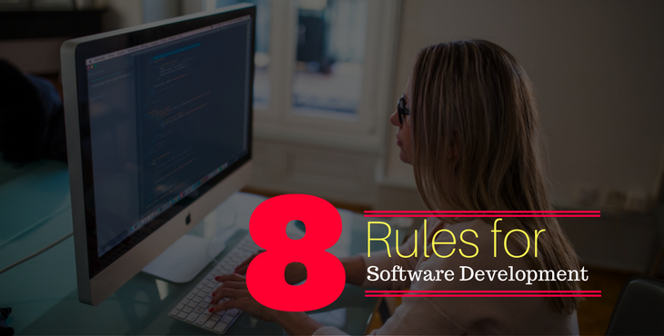 Rules for Software Development